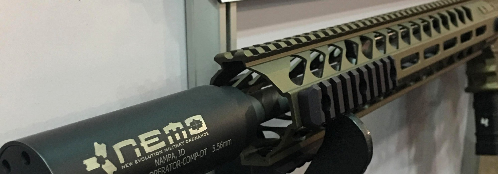 NEMO releases suppressors
