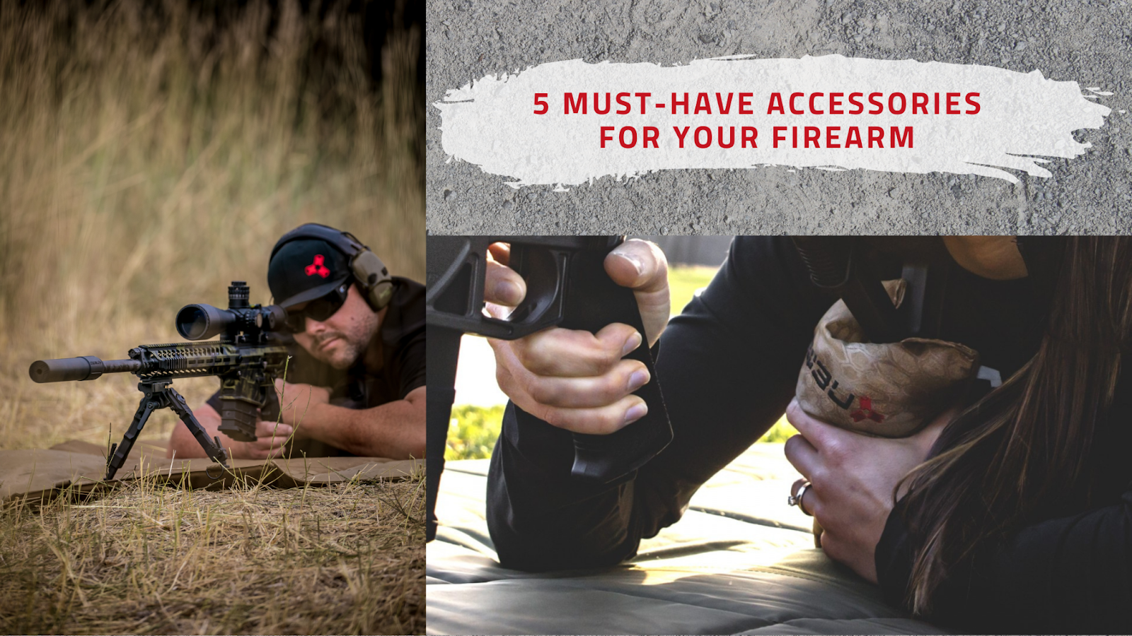 5 Must-Have Accessories For Your Firearm